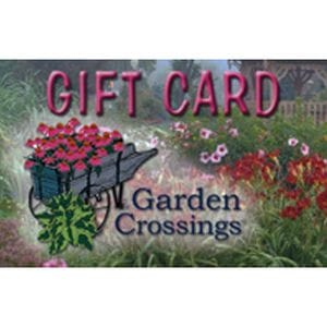 Garden Crossings Gift Certificates Make Great Gifts