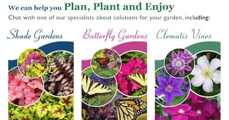 Garden Crossings Helps You Plan, Plant & Enjoy