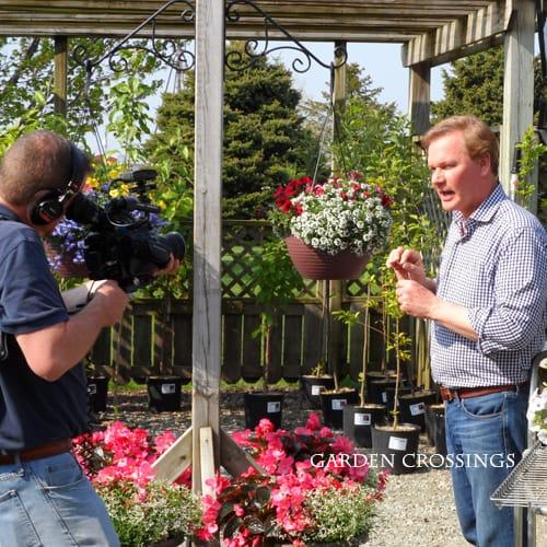 P Allen Smith Videos at Garden Crossings