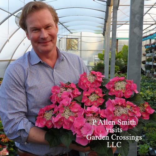 P Allen Smith Visits Garden Crossings