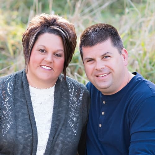 Rod & Heidi Grasman- Owners of Garden Crossings