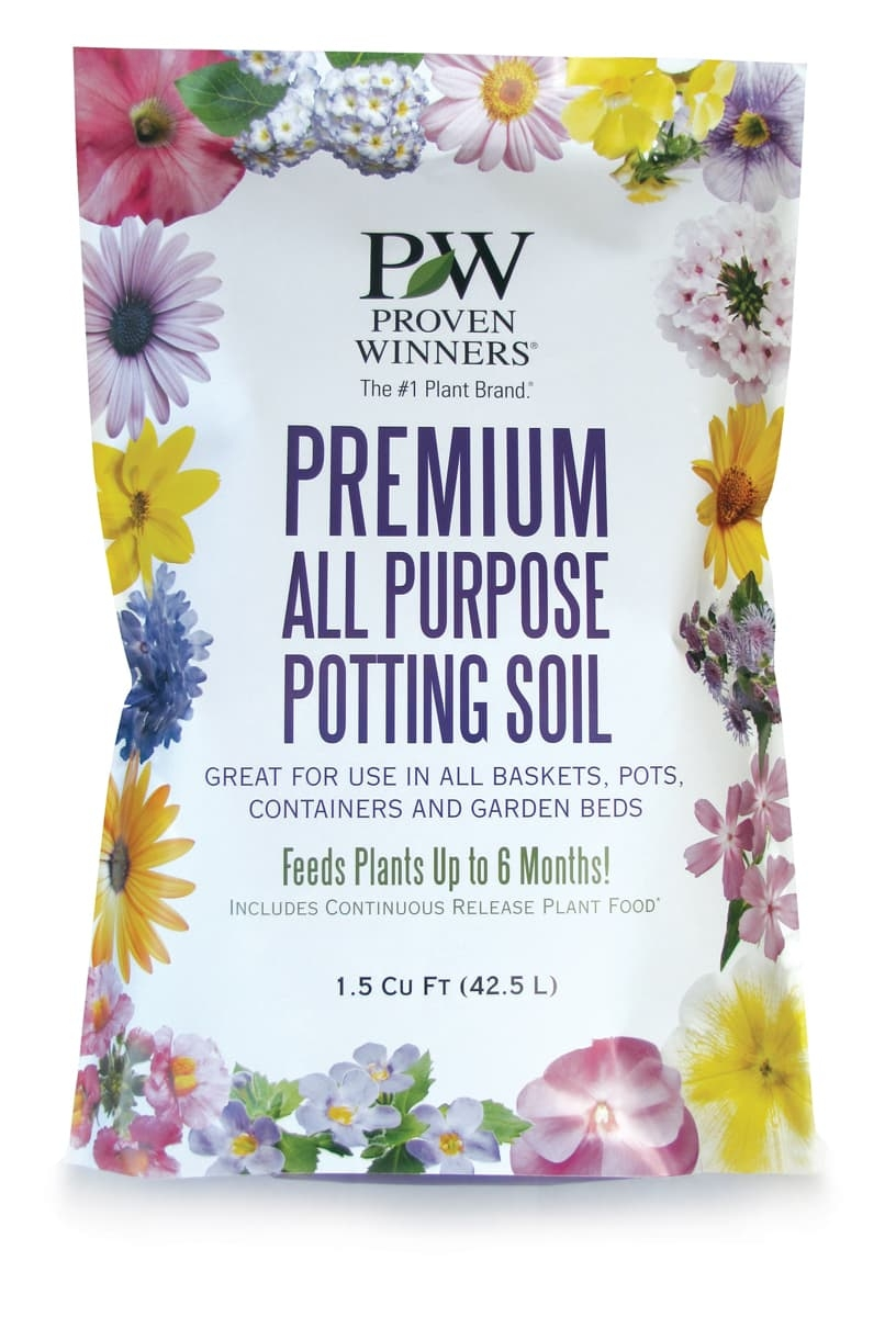 Proven Winners Premium Quality Potting Soil