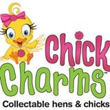 Chick Charms Collectible Hens and Chicks