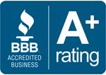 Garden Crossings has an A+ Better Business Bureau Rating