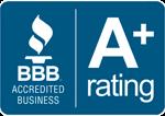 Garden Crossings has an A+ Better Business Bureau Rating