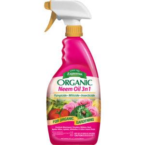 Espoma® Organic Neem Oil 3 in 1 Fungicide, Miticide & Insecticide