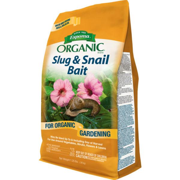 Espoma® Organic Slug n Snail Bait