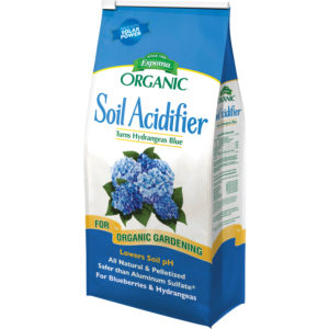 Espoma® Organic Soil Acidifier - Turns Hydrangeas Blue