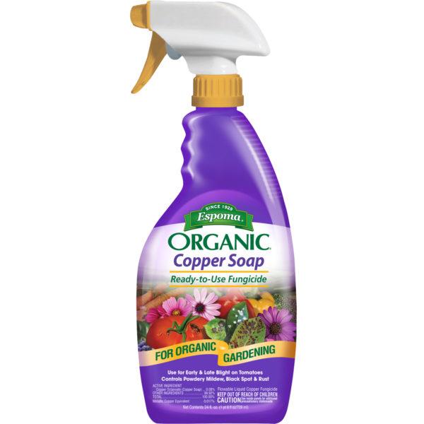 Espoma® Organic Copper Soap Fungicide