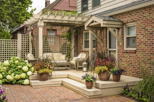 8 Brick house patio with lattice_PW