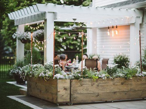 9 Flower boxes surrounding patio_PW