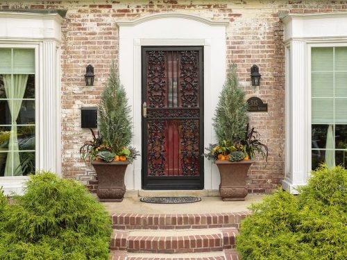 Autumn porch pots_Proven Winners
