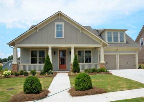 suburban home sun-shade_Stock photo newsletter